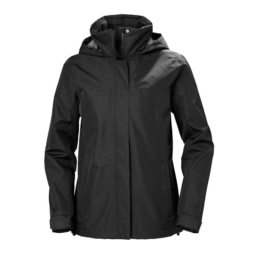 ヘリーハンセン Helly Hansen レディース ジャケット アウター【aden jacket】BLACK
