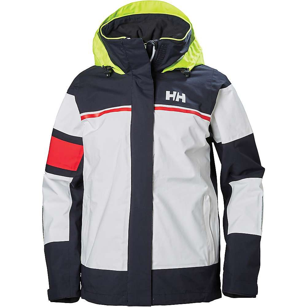 ヘリーハンセン Helly Hansen レディース ジャケット アウター【salt light jacket】NAVY
