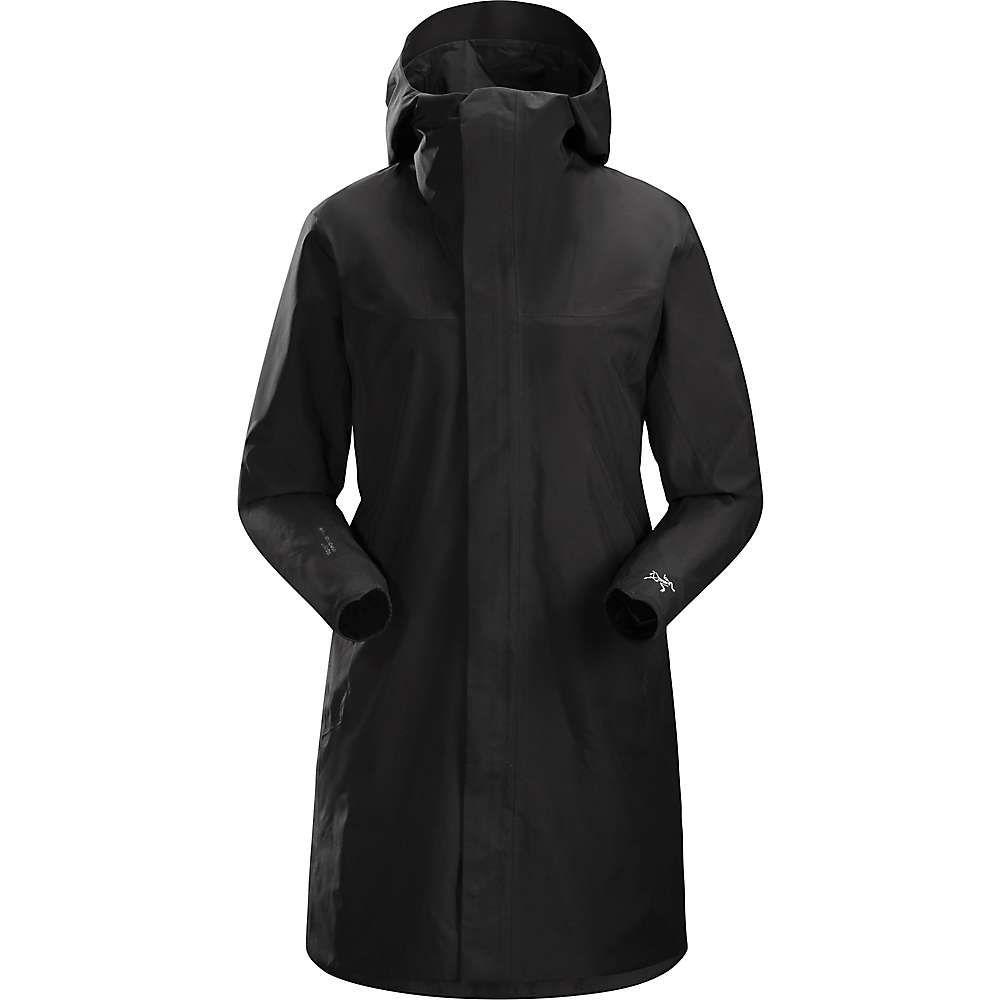 アークテリクス Arcteryx レディース コート アウター【solano coat】Black
