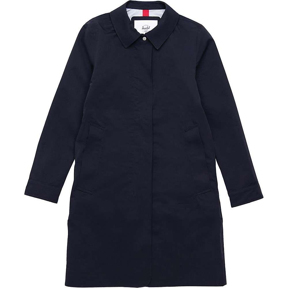 ハーシェル サプライ Herschel Supply Co レディース ジャケット アウター【mac jacket】Black