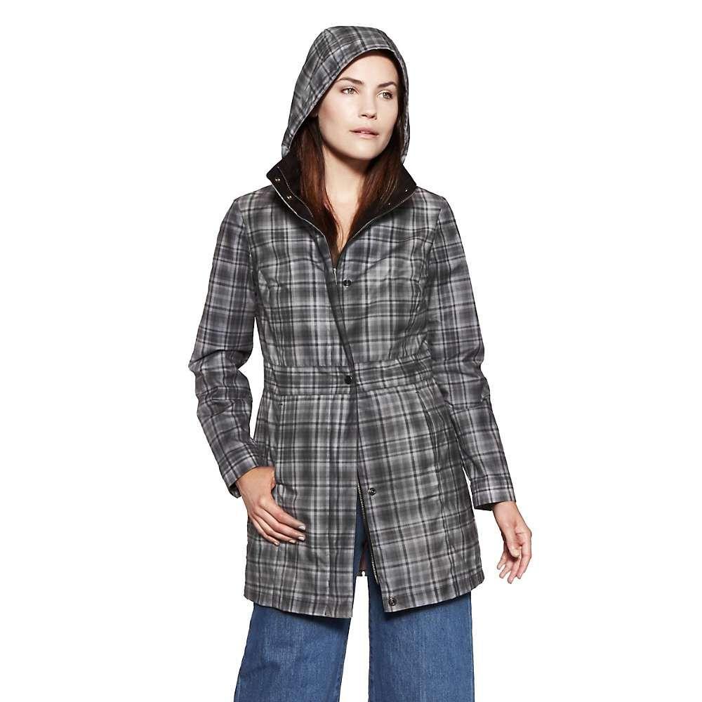 フェイラー Feller レディース コート アウター【howe fitted coat】Vintage Grey Plaid