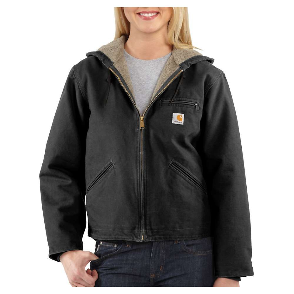 カーハート Carhartt レディース ジャケット アウター【sierra jacket】Black