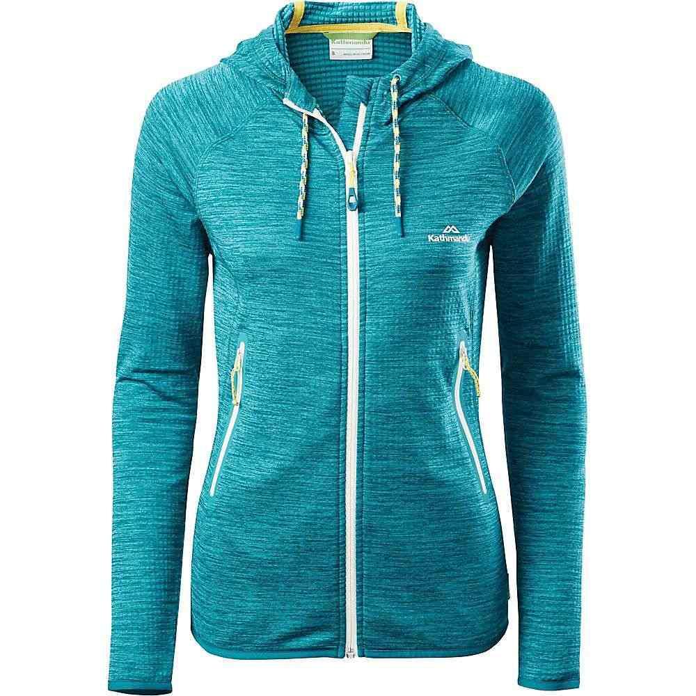 カトマンズ Kathmandu レディース ジャケット フード アウター【otaki hooded jacket】High Seas Marle