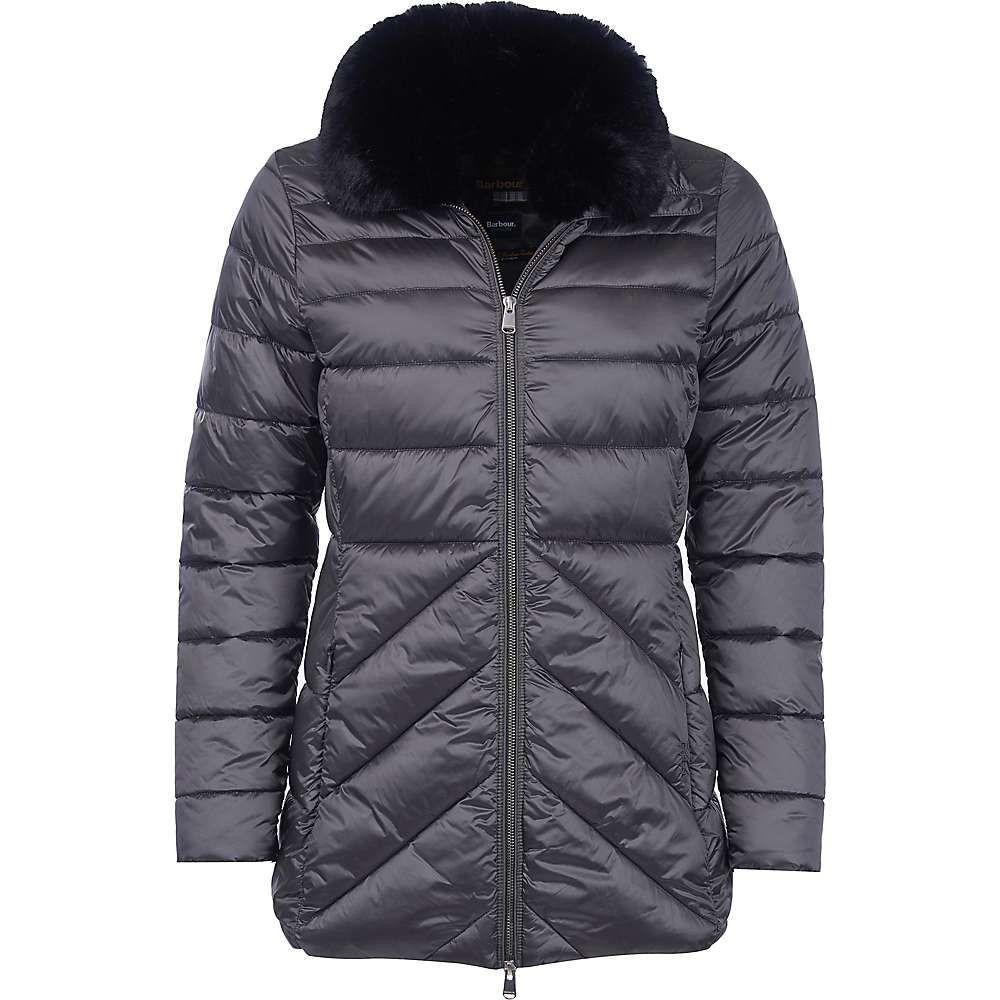 バブアー Barbour レディース ジャケット アウター【shannon quilted jacket】Ash Grey