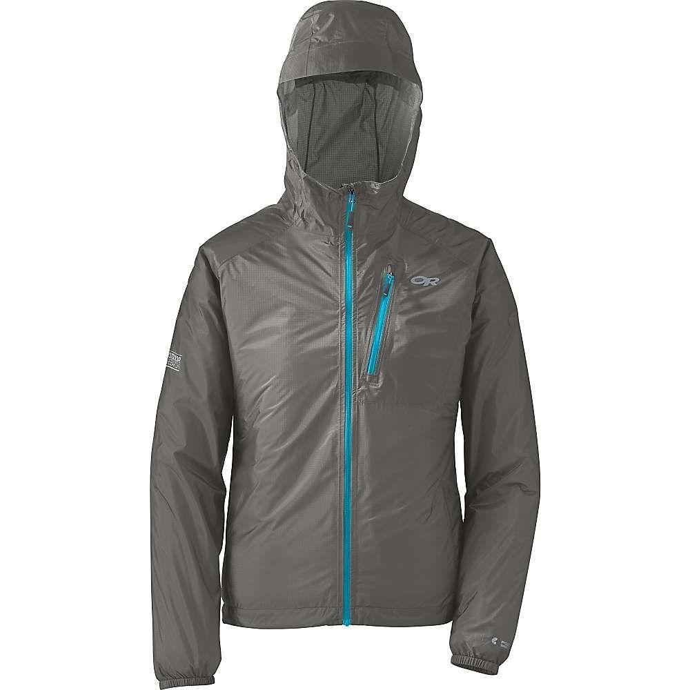 アウトドアリサーチ Outdoor Research レディース レインコート アウター【helium ii jacket】Pewter