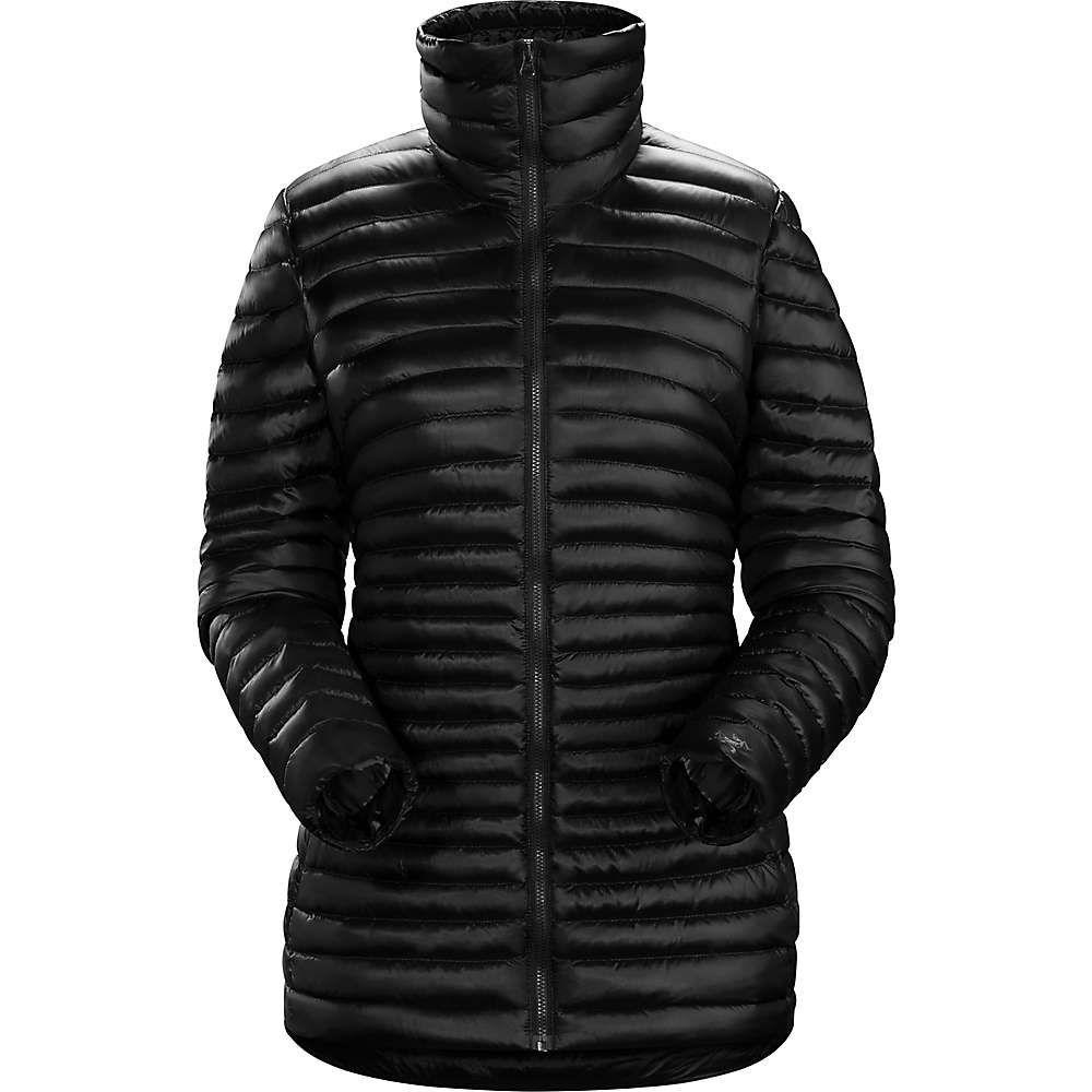 アークテリクス Arcteryx レディース ダウン・中綿ジャケット アウター【yerba coat】Black