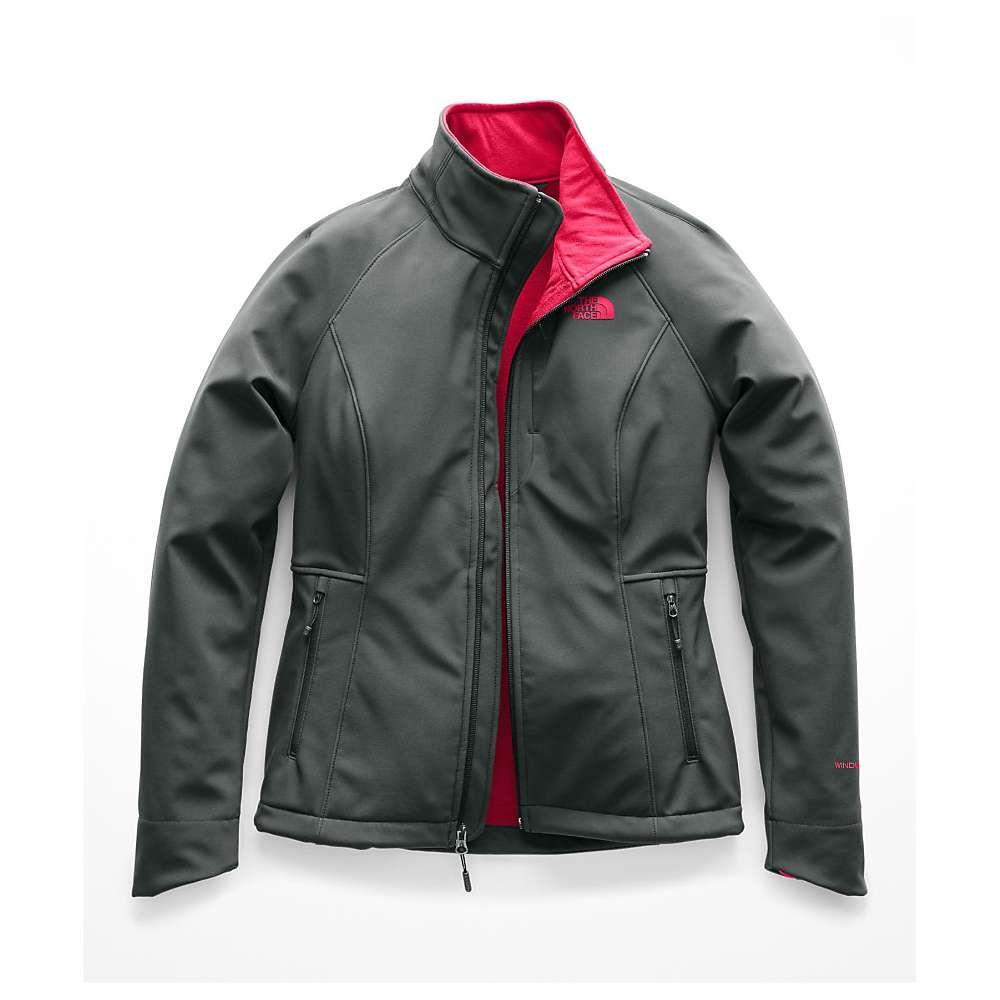 ザ ノースフェイス The North Face レディース ジャケット アウター【apex bionic 2 jacket】Asphalt Grey/Atomic Pink