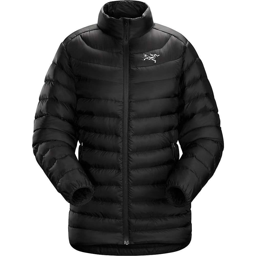 アークテリクス Arcteryx レディース ダウン・中綿ジャケット アウター【cerium lt jacket】Black