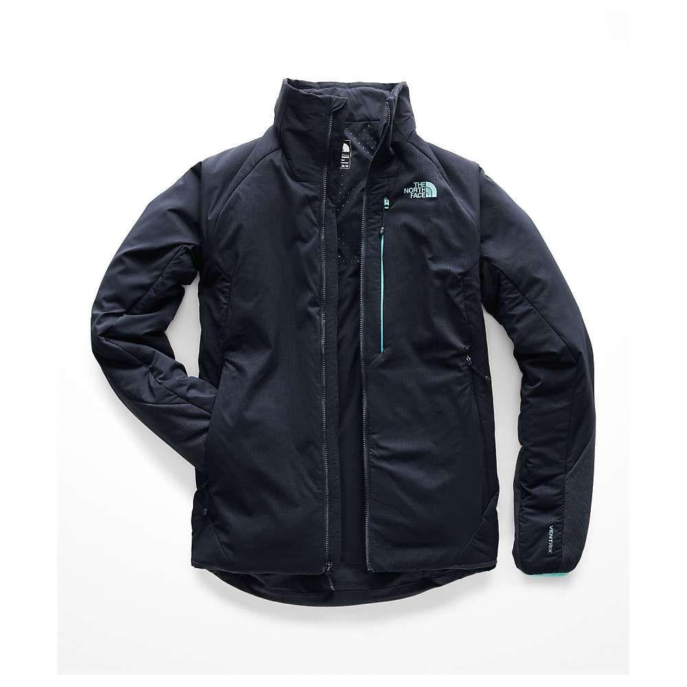 ザ ノースフェイス The North Face レディース ジャケット アウター【ventrix jacket】Urban Navy/Urban Navy
