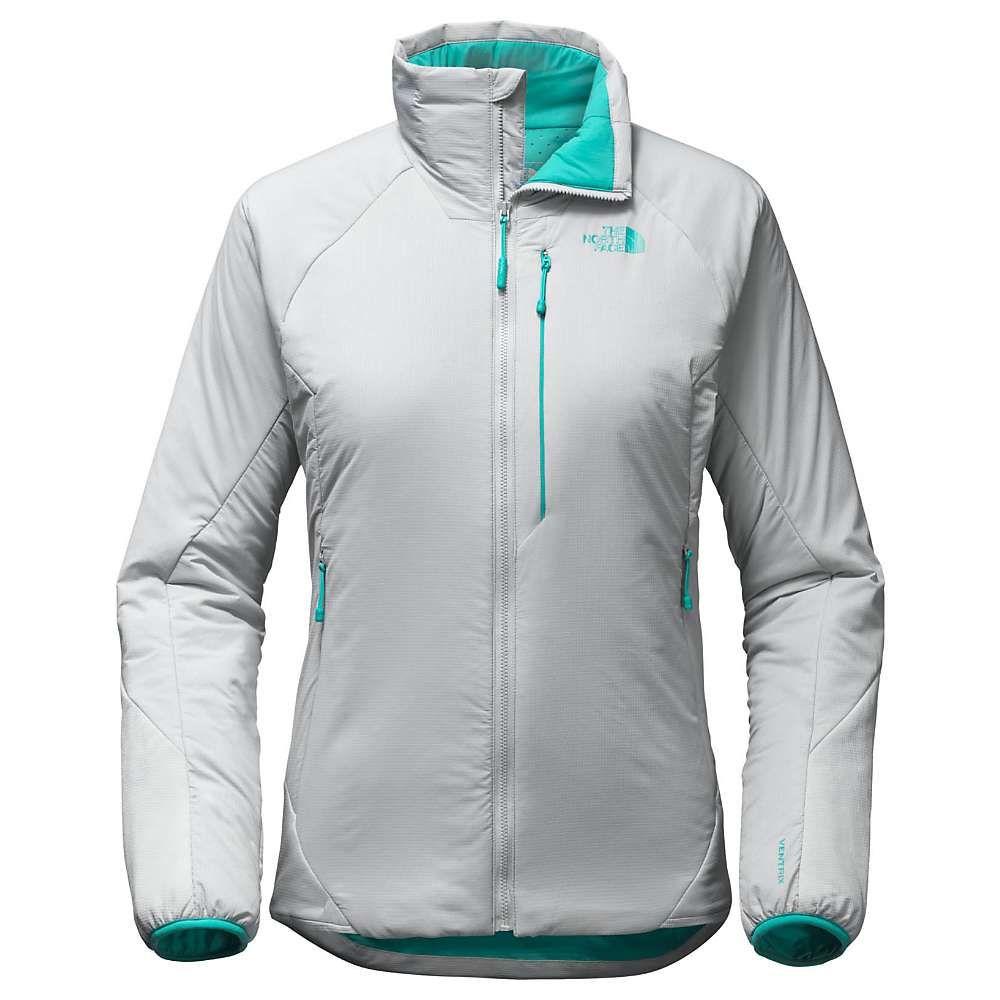 ザ ノースフェイス The North Face レディース ジャケット アウター【ventrix jacket】High Rise Grey/Vistula Blue