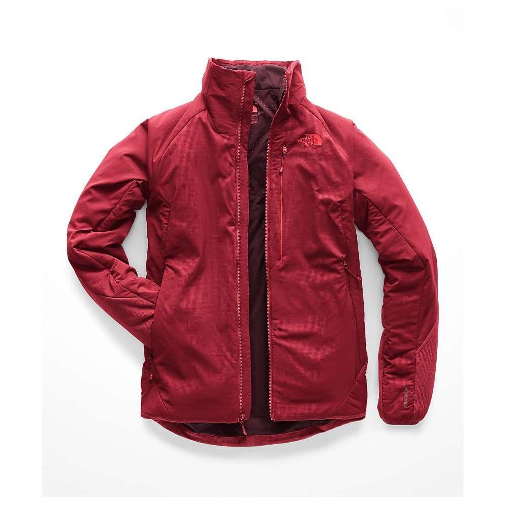 ザ ノースフェイス The North Face レディース ジャケット アウター【ventrix jacket】Rumba Red/Rumba Red