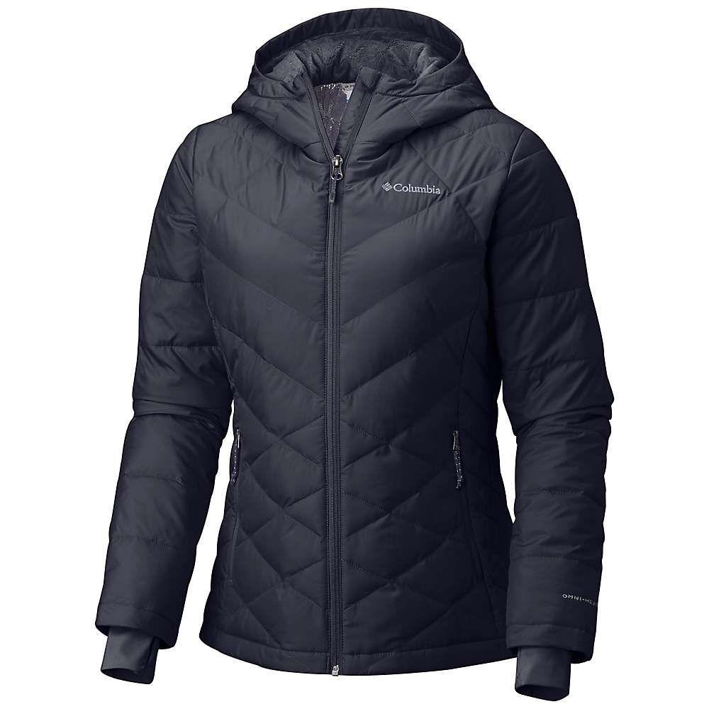 コロンビア Columbia レディース ジャケット フード アウター【heavenly hooded jacket】Dark Nocturnal