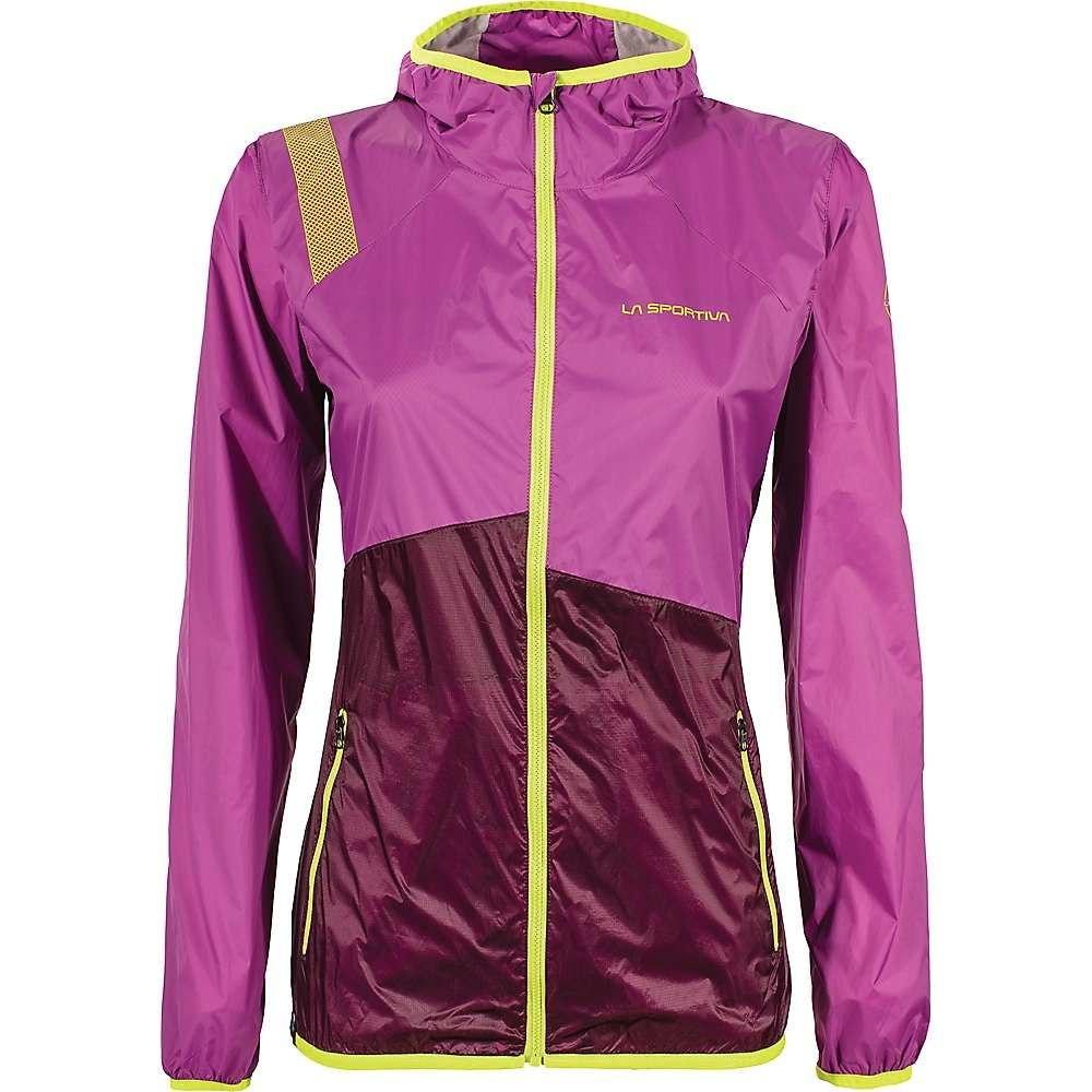 ラスポルティバ La Sportiva レディース ジャケット アウター【creek jacket】Purple/Plum