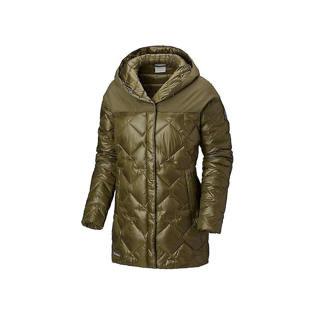 コロンビア Columbia レディース ジャケット アウター【hawks prairie hybrid jacket】Nori