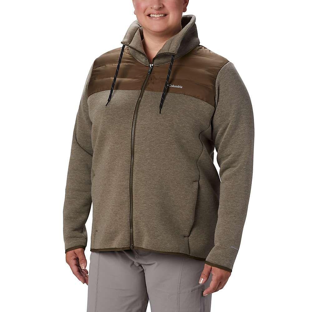 コロンビア Columbia レディース ジャケット アウター【northern comfort hybrid jacket】Olive Green