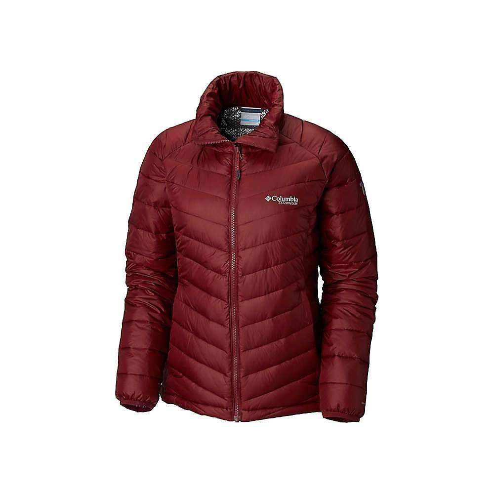 コロンビア Columbia レディース ジャケット アウター【snow country jacket】Rich Wine