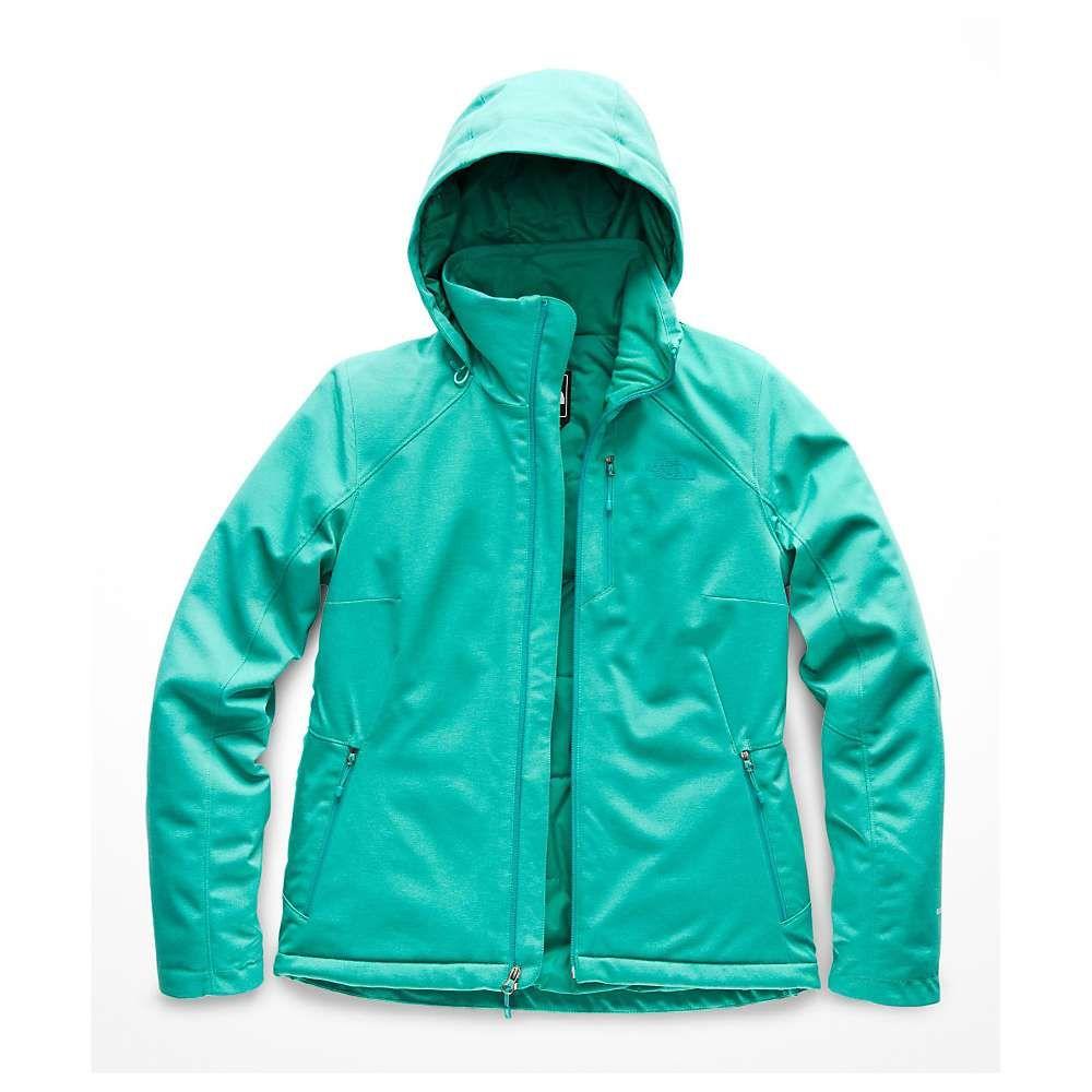 ザ ノースフェイス The North Face レディース ジャケット アウター【apex elevation 2.0 jacket】Kokomo Green Heather