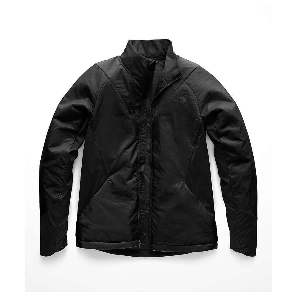 ザ ノースフェイス The North Face レディース ジャケット フライトジャケット アウター【flight ventrix jacket】TNF Black