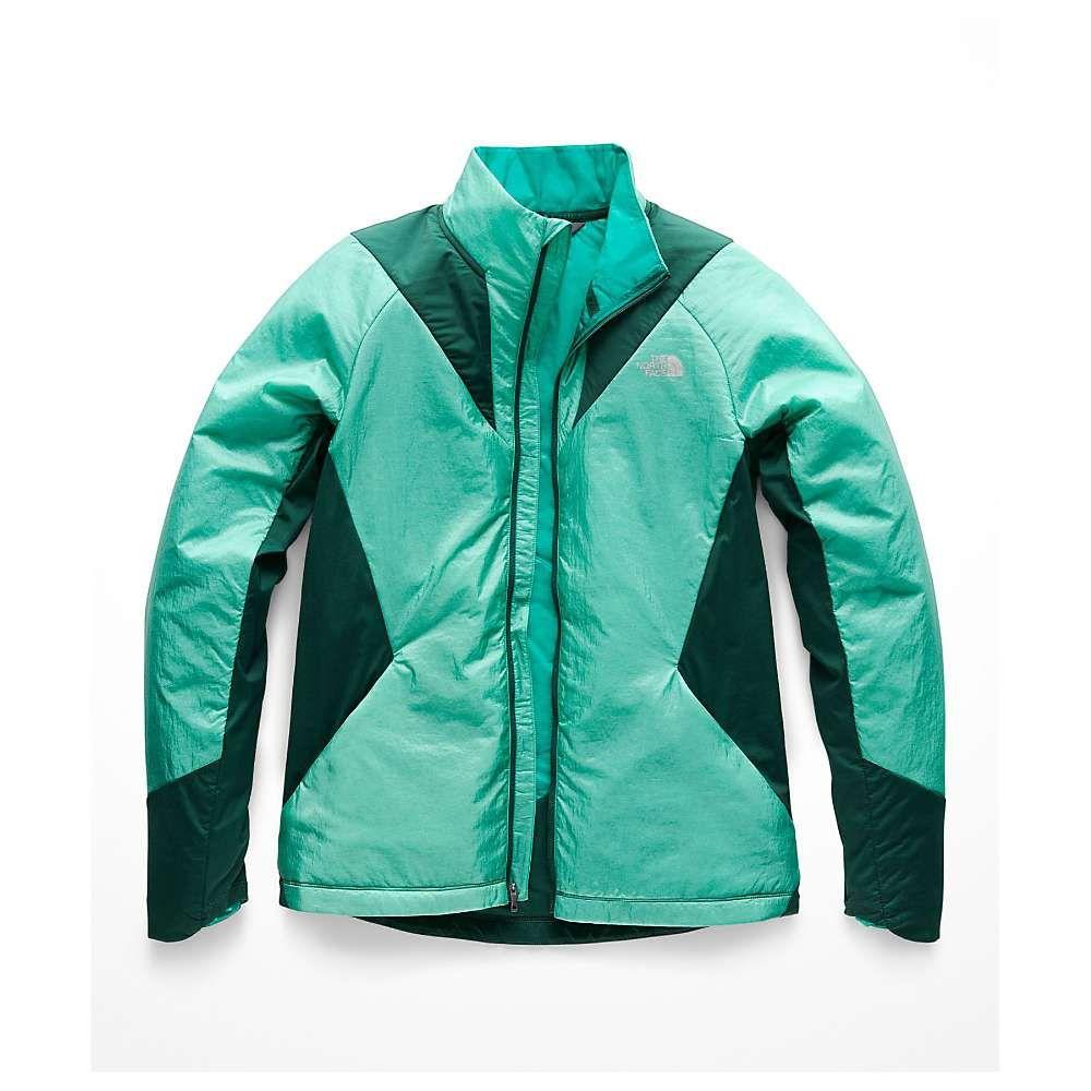 ザ ノースフェイス The North Face レディース ジャケット フライトジャケット アウター【flight ventrix jacket】Kokomo Green/Botanical Garden Green
