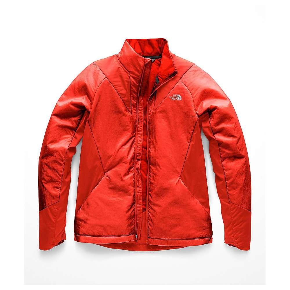 ザ ノースフェイス The North Face レディース ジャケット フライトジャケット アウター【flight ventrix jacket】Fiery Red