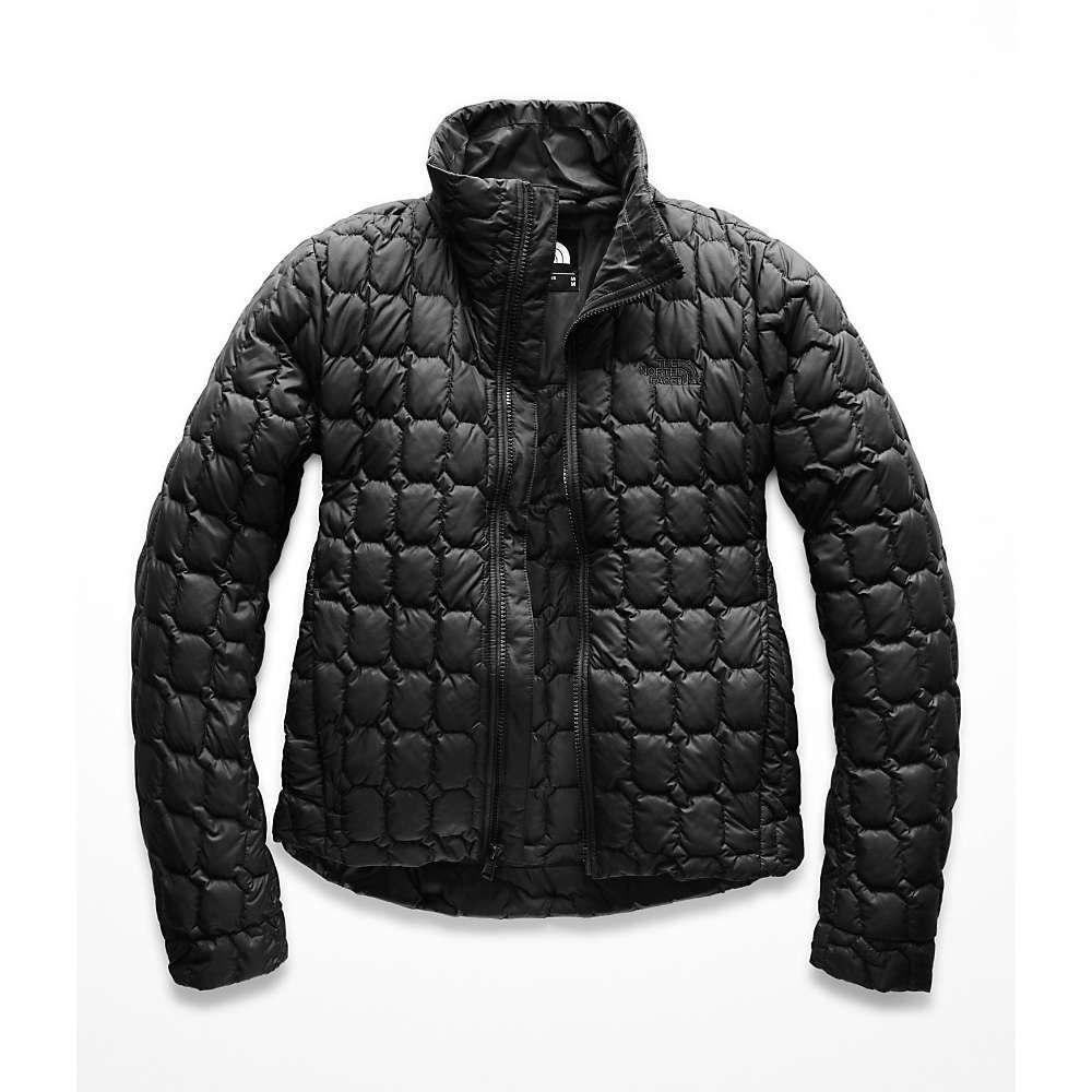 ザ ノースフェイス The North Face レディース ジャケット アウター【thermoball crop jacket】TNF Black