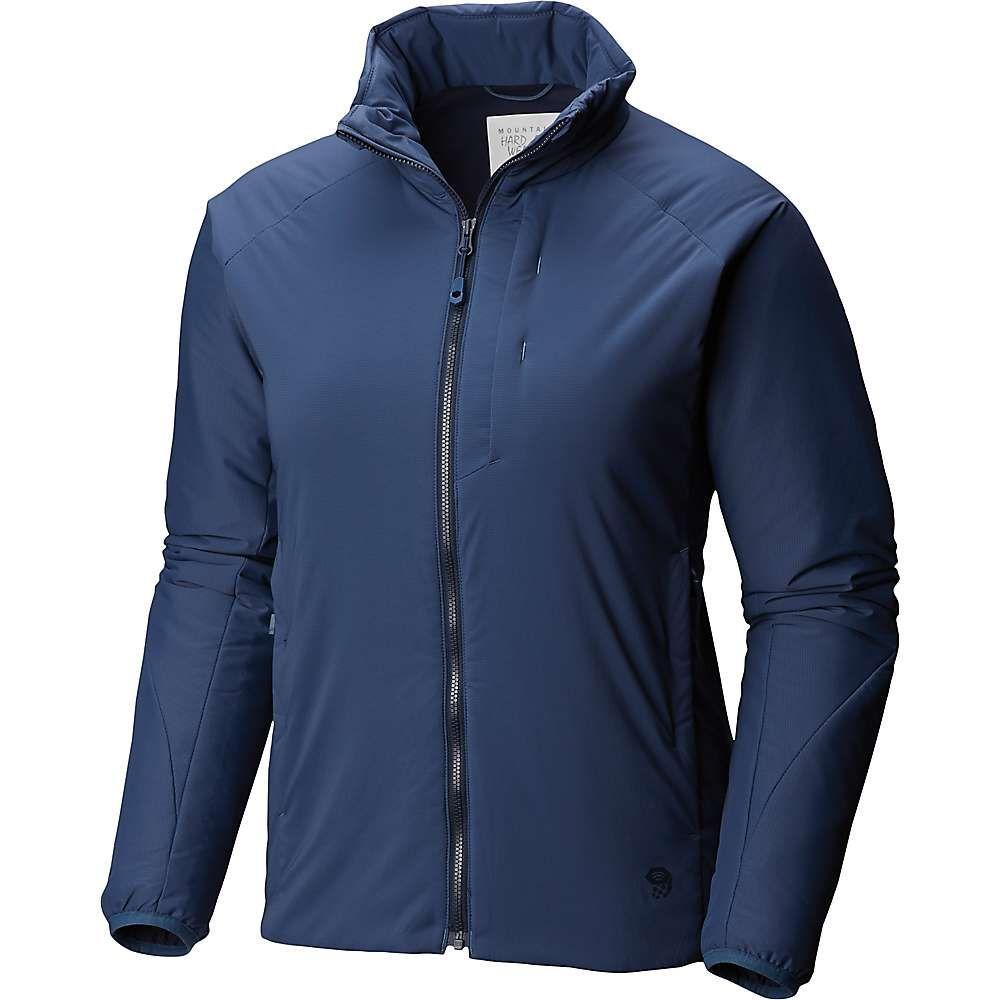 マウンテンハードウェア Mountain Hardwear レディース ジャケット アウター【kor strata jacket】Zinc