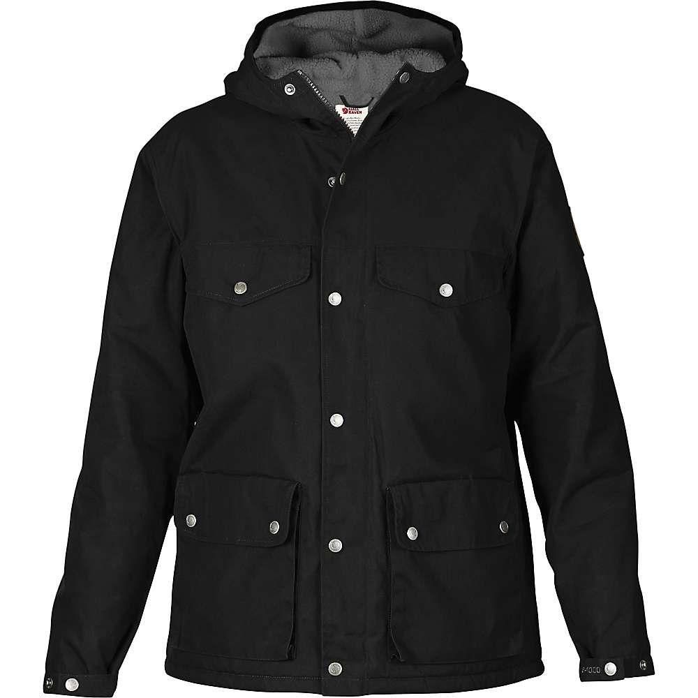 フェールラーベン Fjallraven レディース ジャケット アウター【greenland winter jacket】Black