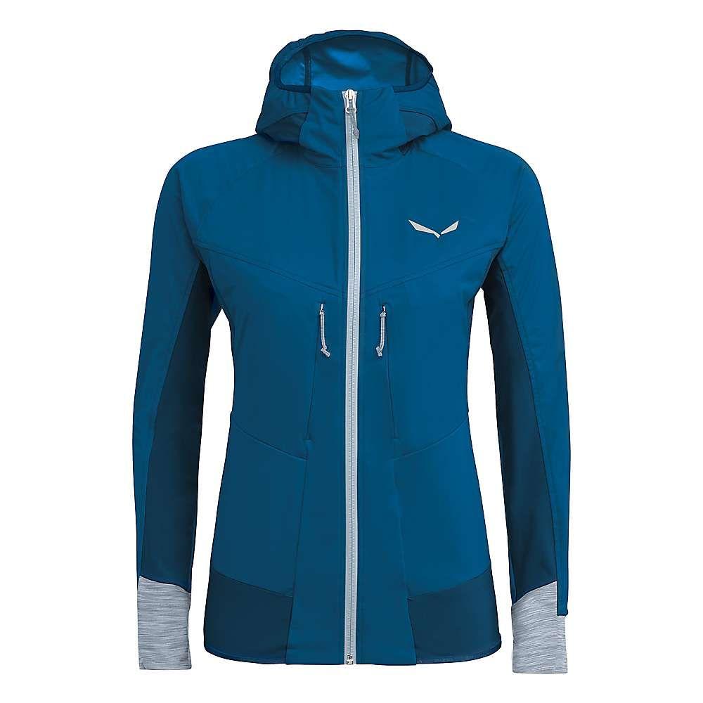 サレワ Salewa レディース ジャケット アウター【pedroc 2 sw/dst jacket】Ombre Blue
