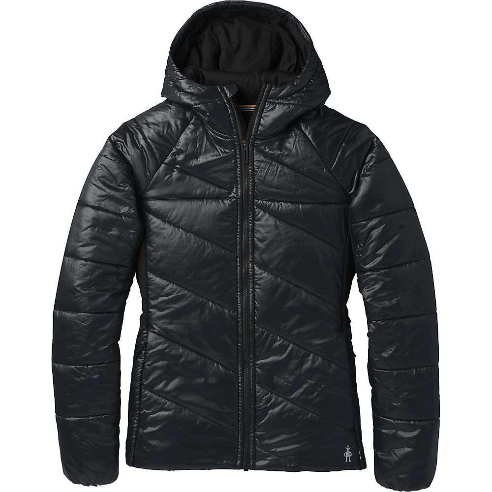 スマートウール Smartwool レディース ジャケット アウター【smartloft 150 jacket】Black