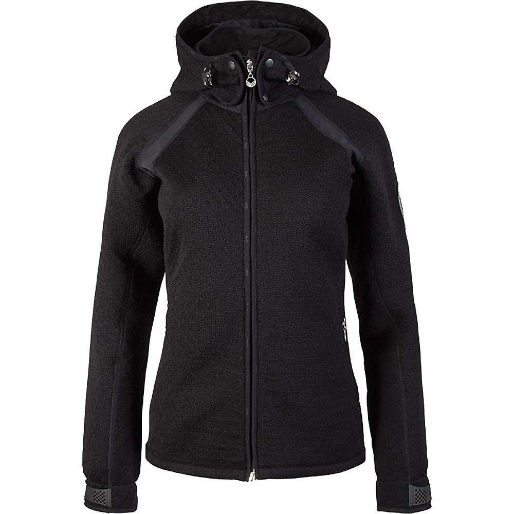 ダーレ オブ ノルウェイ Dale of Norway レディース ジャケット アウター【jotunheimen knitshell feminine weatherproof jacket】Black
