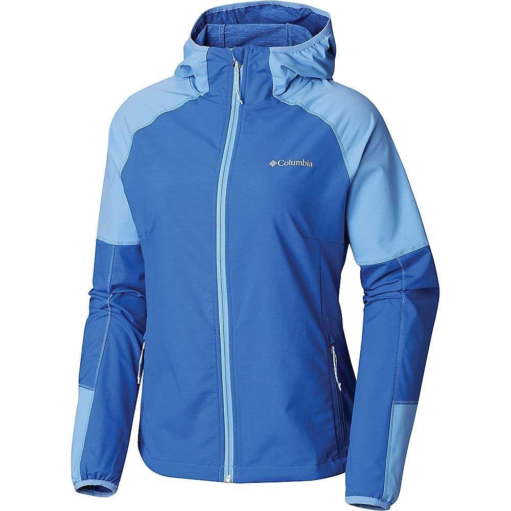 コロンビア Columbia レディース ジャケット アウター【panther creek jacket】Arctic Blue/White Cap