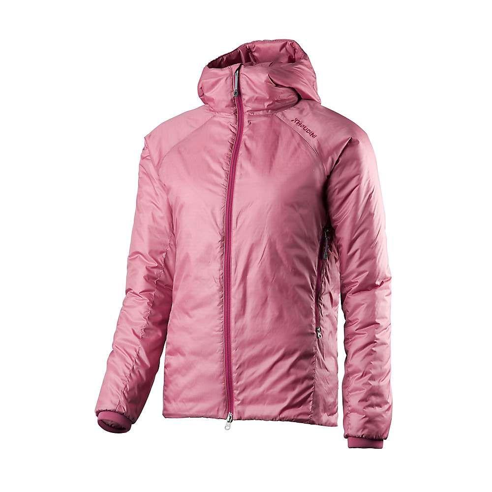 フーディニ Houdini レディース ジャケット アウター【mrs dunfri jacket】berrycream pink