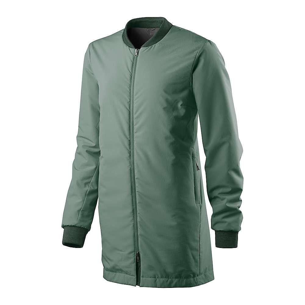 フーディニ Houdini レディース ジャケット アウター【pitch jacket】storm green