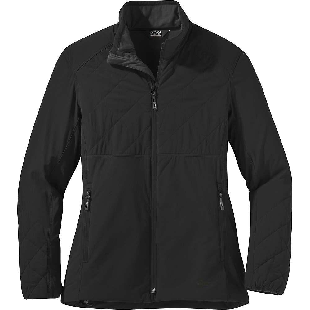 アウトドアリサーチ Outdoor Research レディース ジャケット アウター【winter ferrosi jacket】Black