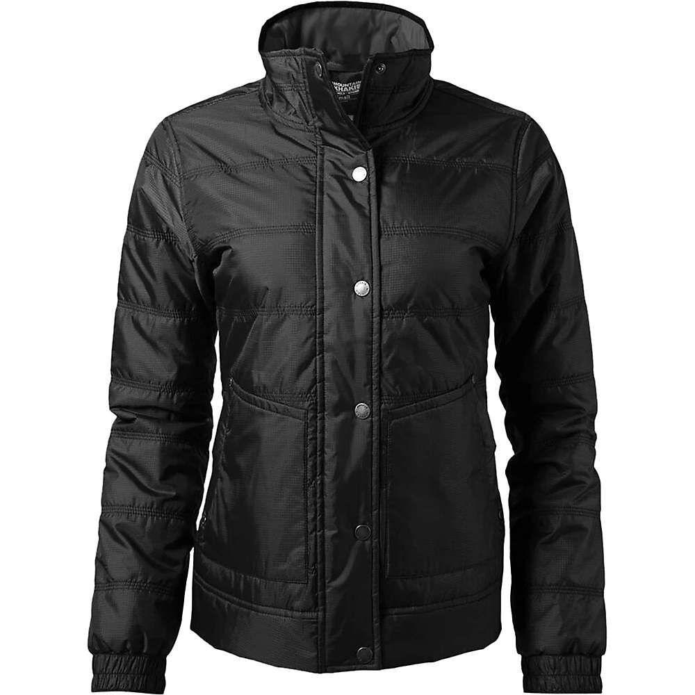 マウンテンカーキス Mountain Khakis レディース ジャケット アウター【triple direct jacket】Black