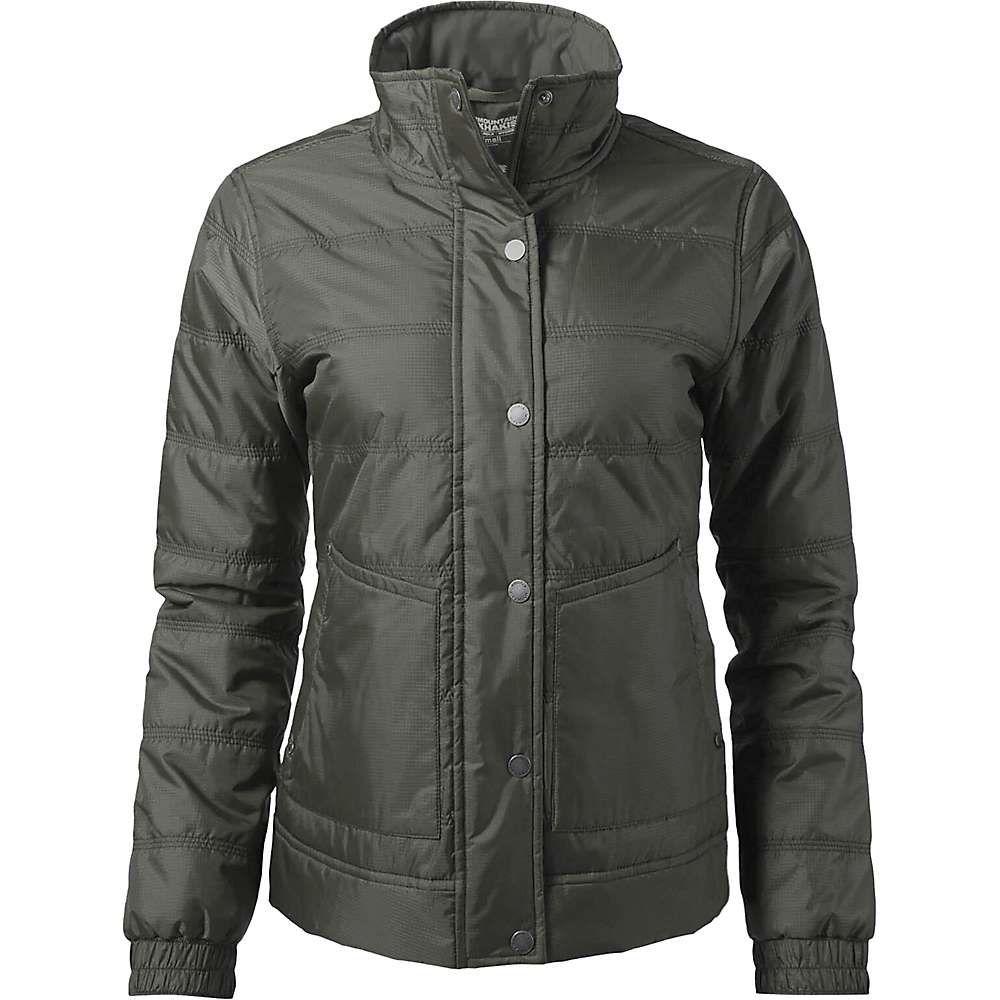 マウンテンカーキス Mountain Khakis レディース ジャケット アウター【triple direct jacket】Kelp