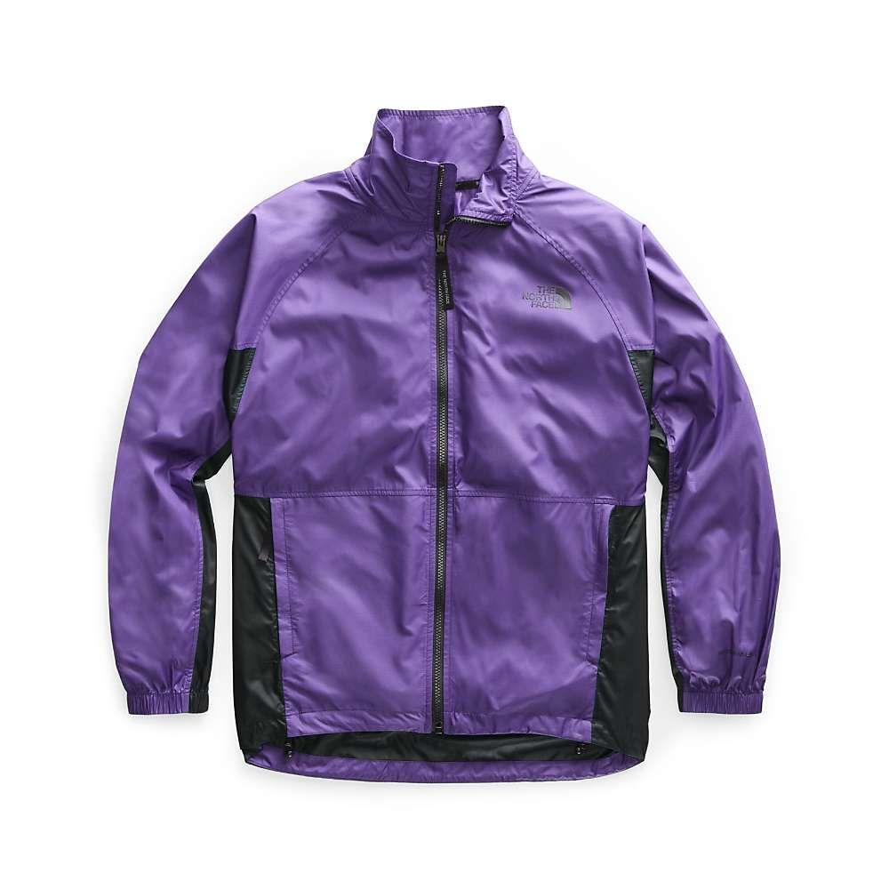 ザ ノースフェイス The North Face レディース ジャケット ウィンドブレーカー アウター【nse graphic wind jacket】Hero Purple/TNF Black