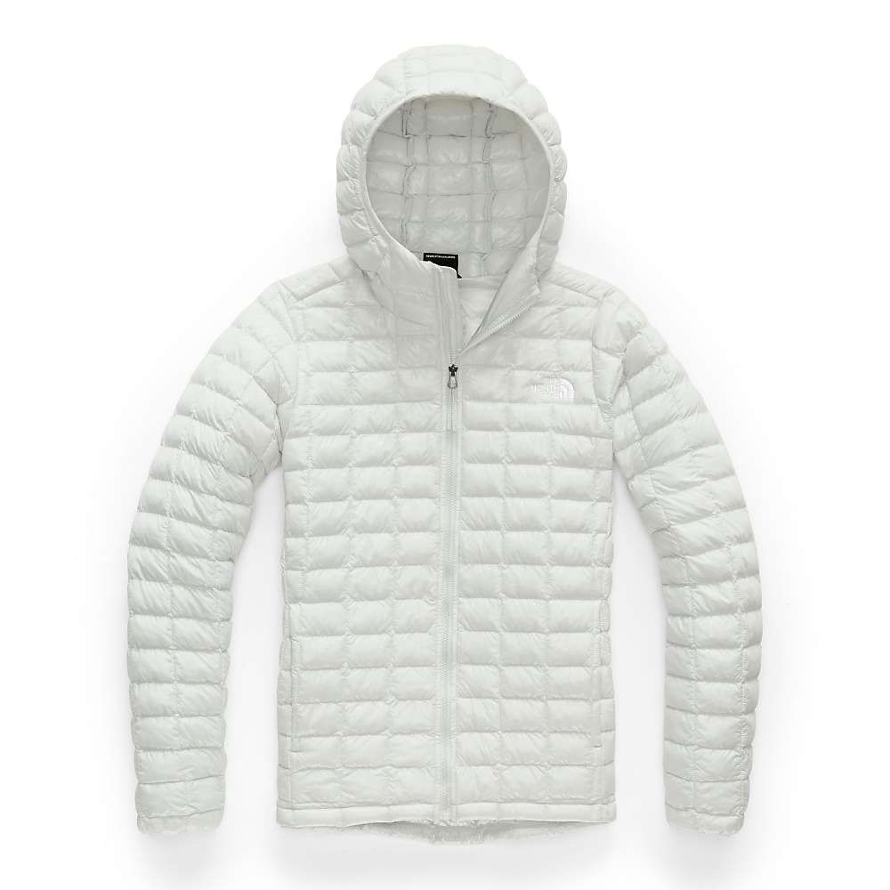 ザ ノースフェイス The North Face レディース ジャケット アウター【thermoball eco hoodie】Tin Grey