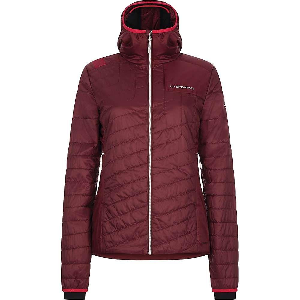 ラスポルティバ La Sportiva レディース ジャケット アウター【misty primaloft jacket】Wine