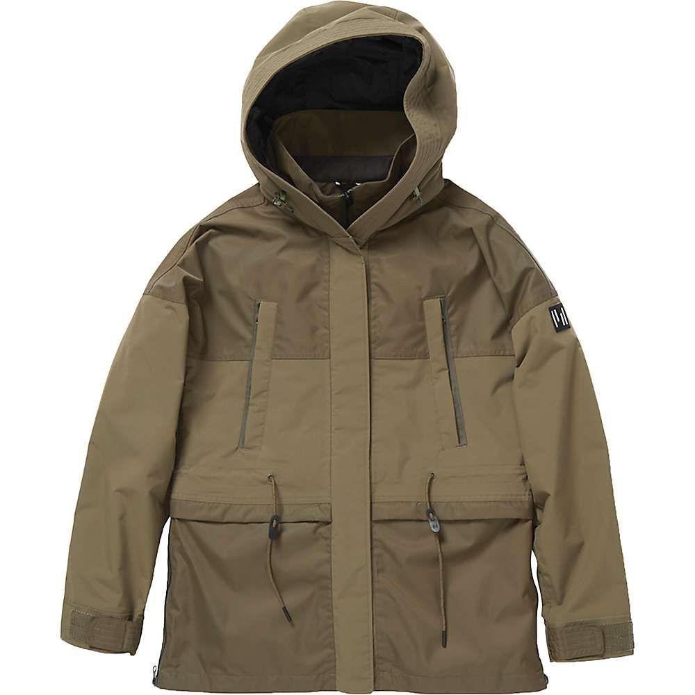 ホールデン Holden レディース ジャケット アウター【rowen fishtail jacket】Stone Green