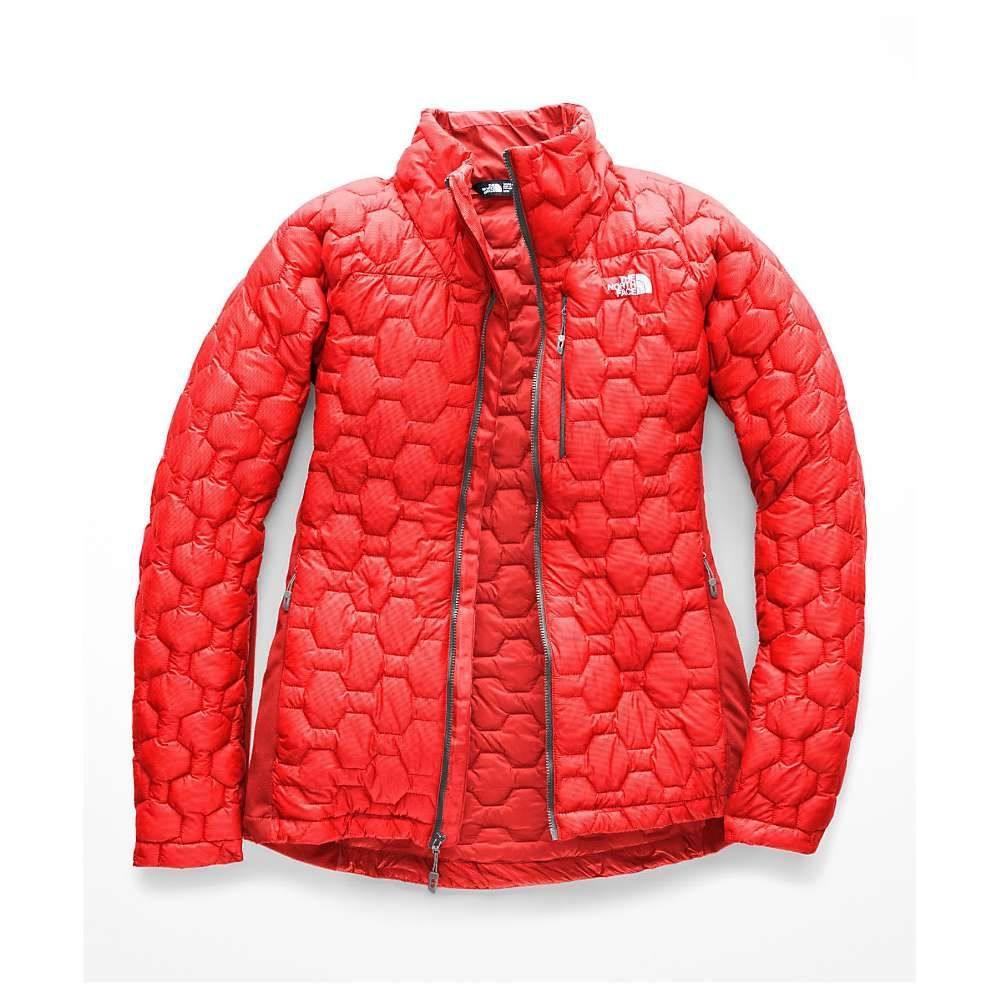 ザ ノースフェイス The North Face レディース ジャケット アウター【impendor thermoball hybrid jacket】Juicy Red/Juicy Red