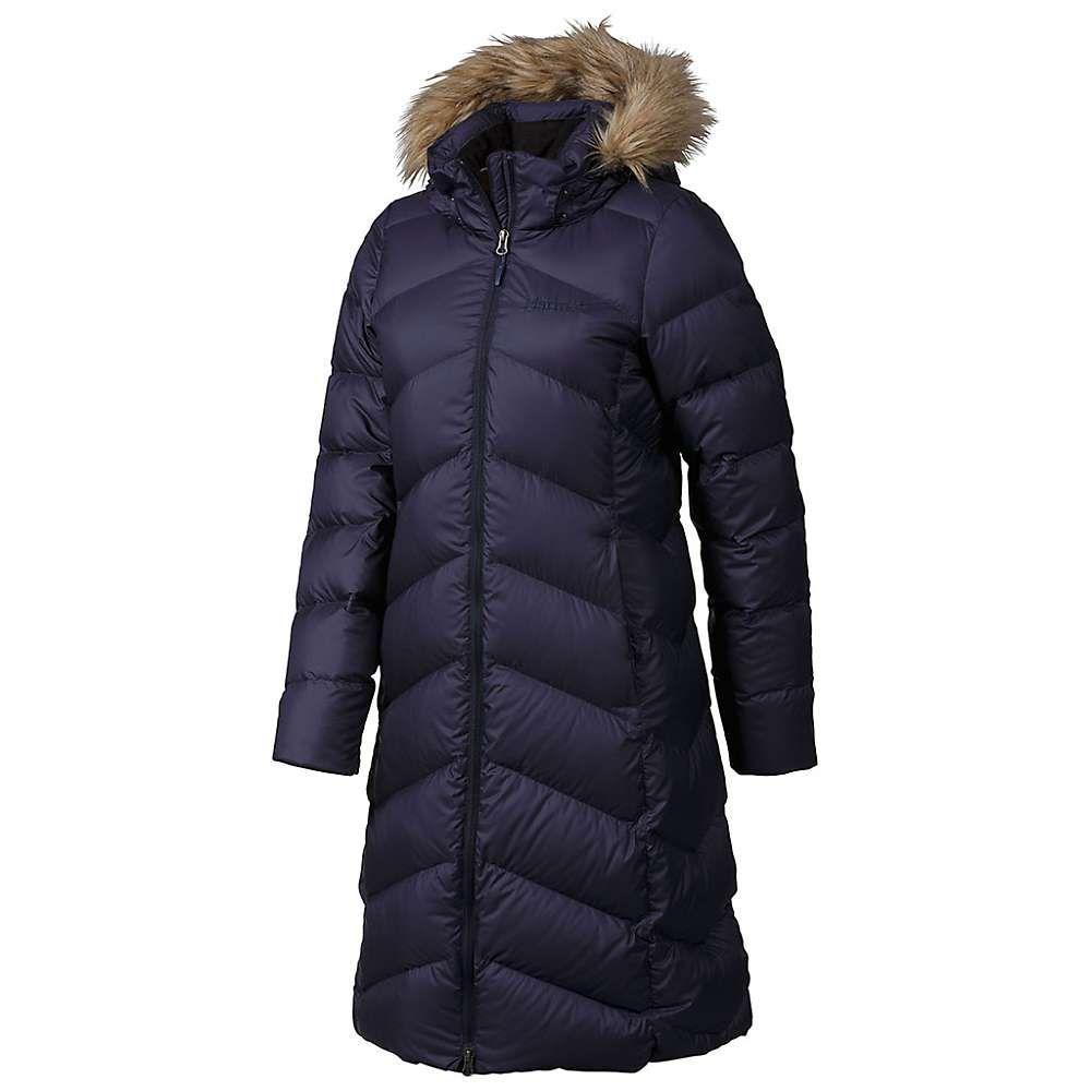 マーモット Marmot レディース ダウン・中綿ジャケット アウター【montreaux coat】Midnight Navy