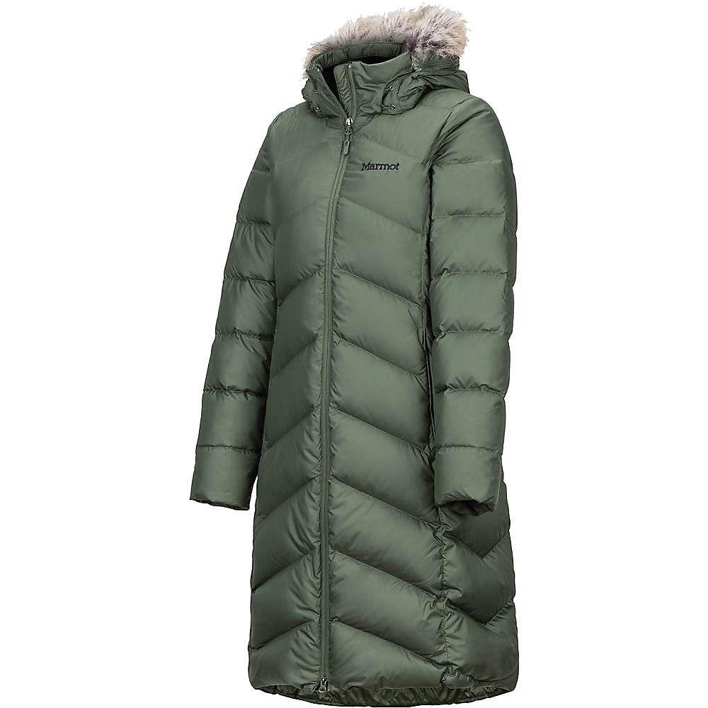 マーモット Marmot レディース ダウン・中綿ジャケット アウター【montreaux coat】Crocodile