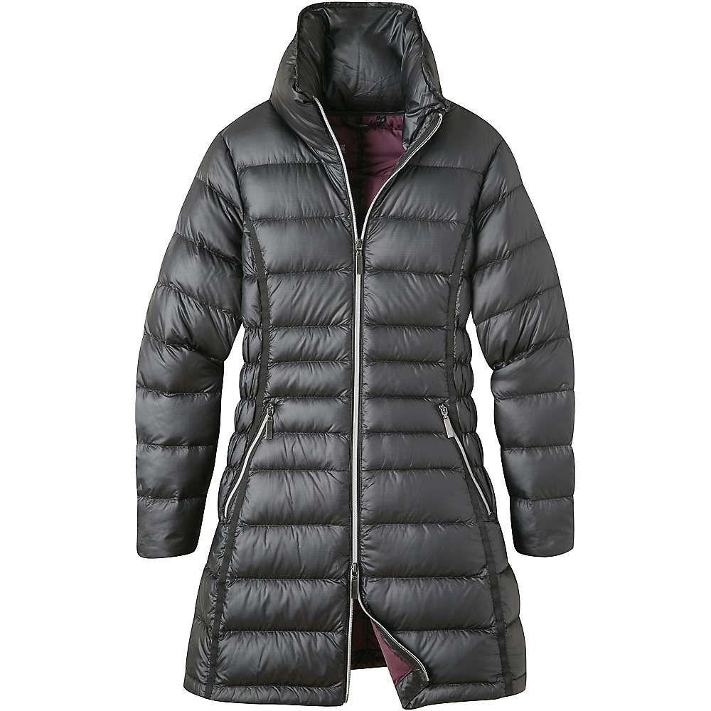 マウンテンカーキス Mountain Khakis レディース ダウン・中綿ジャケット アウター【ooh la la down coat】Black