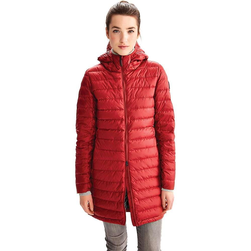 ロール Lole レディース ダウン・中綿ジャケット アウター【claudia jacket】Budapest Red