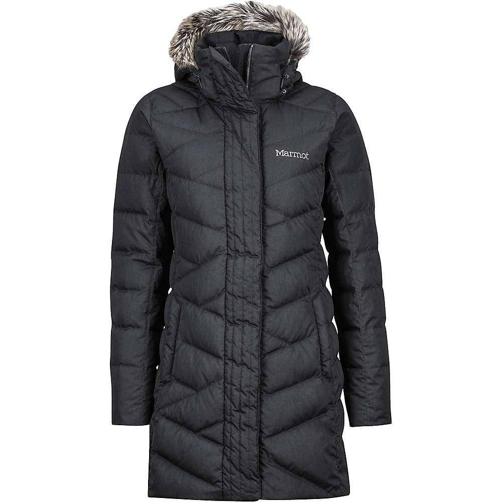 マーモット Marmot レディース ダウン・中綿ジャケット アウター【strollbridge jacket】Black