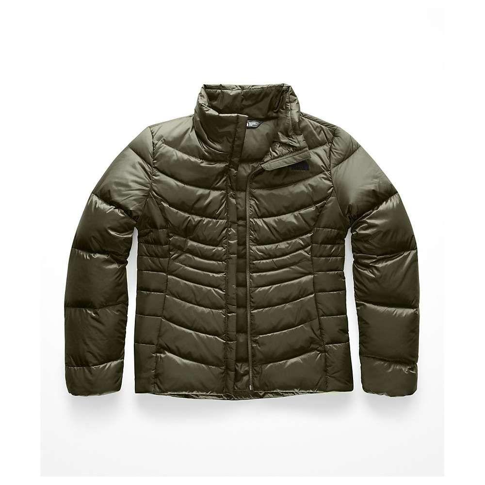 ザ ノースフェイス The North Face レディース ダウン・中綿ジャケット アウター【aconcagua ii jacket】New Taupe Green