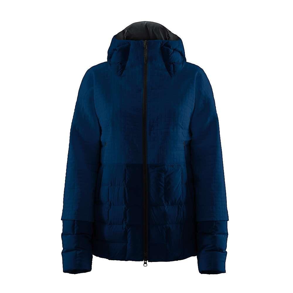 ザ ノースフェイス The North Face レディース ダウン・中綿ジャケット アウター【cryos singlecell hybrid parka】Maritime Blue