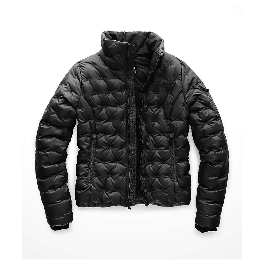 ザ ノースフェイス The North Face レディース ダウン・中綿ジャケット アウター【holladown crop jacket】TNF Black