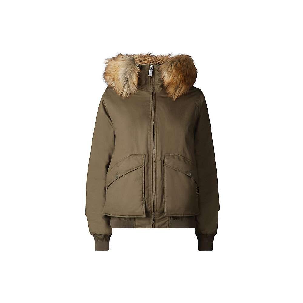ハンター Hunter レディース ブルゾン ミリタリージャケット アウター【original insulated bomber jacket】Croft